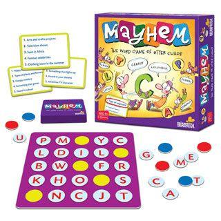 Mayhem Game