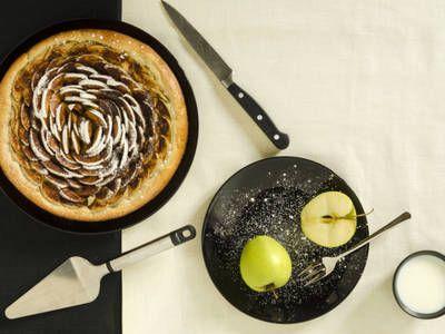 Crescent Apple Pie