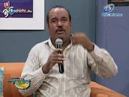 Juan Carlos Jiménez Comenta Sobre Los Artistas Urbanos Y Las Letras De Sus Canciones @Ustynos29 @Fuegoalalata #Video