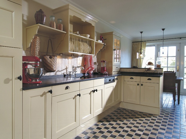 25 beste idee n over keuken kleuren op pinterest keuken verf schema keukenkast kleuren en - Kleine keukenstudio ...