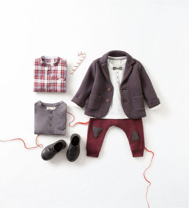 Shop by Look - Baby dreng (3 mdr. - 3 år) - BØRN | ZARA Danmark