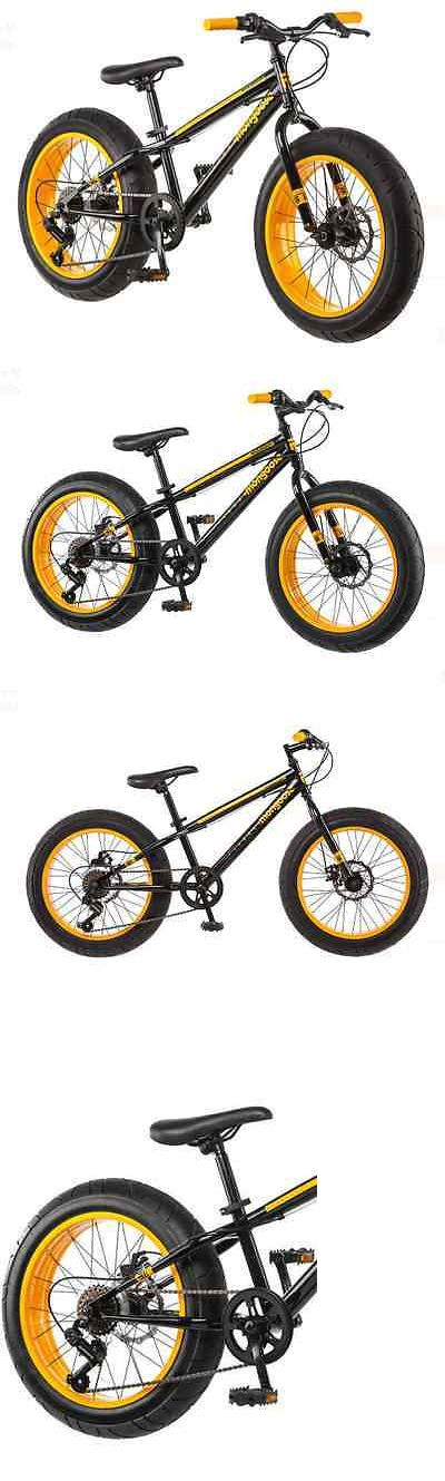 Other Cycling 2904: Mongoose Bike 20 Inch Boys Fat Tire Bikes Massif 7-Speed Boy Mountain Bicycles -> BUY IT NOW ONLY: $254.57 on eBay!