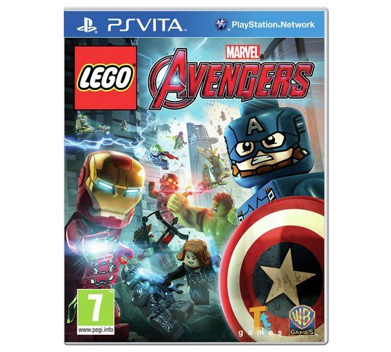 Buy LEGO Avengers Game - PS Vita at Argos.co.uk - Your Online Shop for PS Vita games, PS Vita, Video games and consoles, Technology. £18.99 Vita