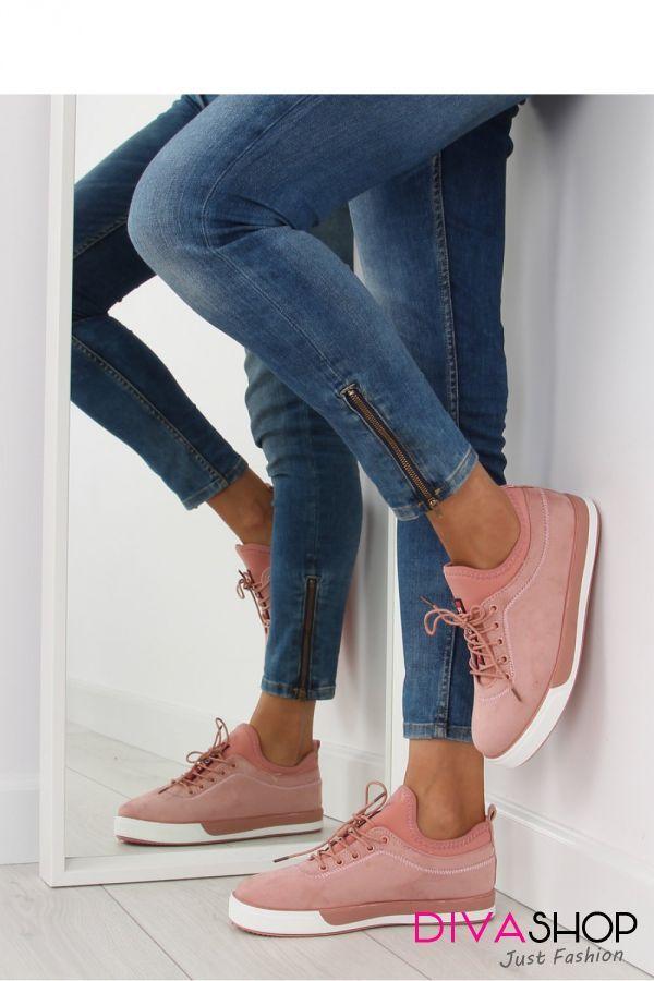 Sneakers dama roz Inello