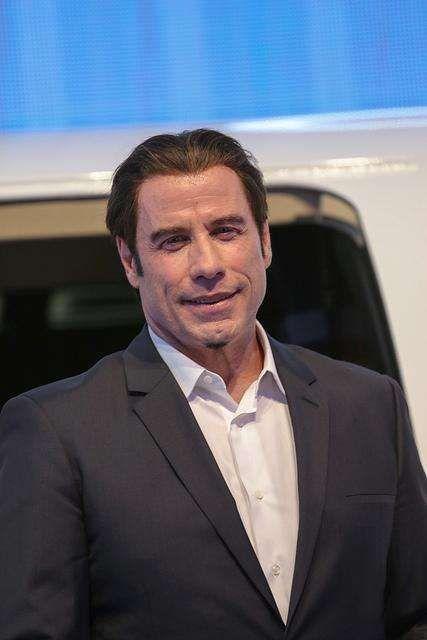 John Travolta Now