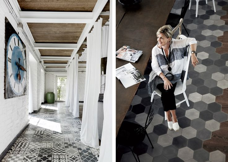 Paola Navone usually steers clear of taking on domestic interiors but this…