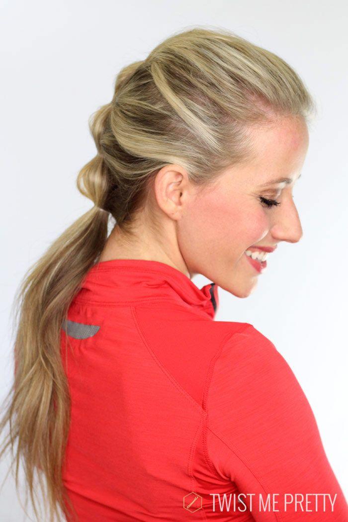 ponytail original pour faire du sport