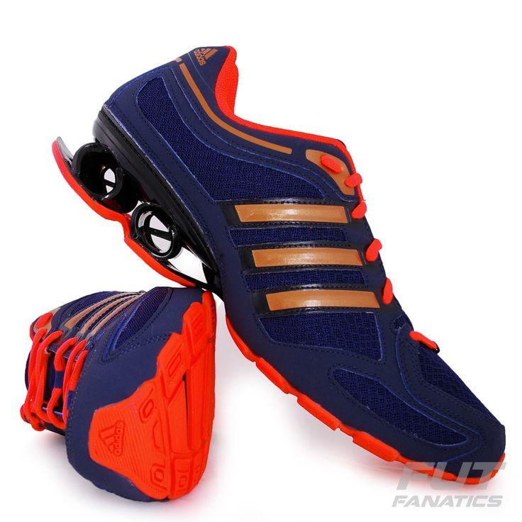 98ae08ef9eb tenis adidas azul e laranja