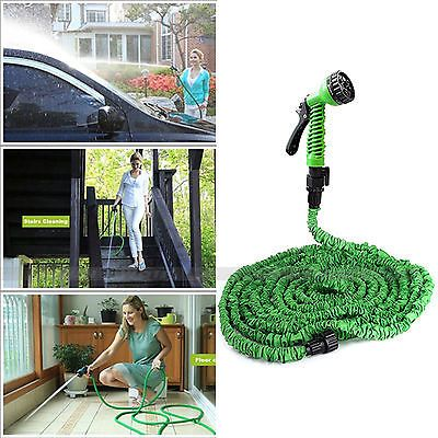Flexible Expandable 100FT Pocket Hose F. Retractable Water Pipe Spray Nozzle 30m for USD13.99 #Home #Garden #Yard #Retractable  Like the Flexible Expandable 100FT Pocket Hose F. Retractable Water Pipe Spray Nozzle 30m? Get it at USD13.99!