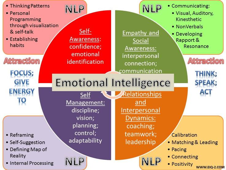 psychological dimensions of the spiritual leadership and emotional intelligence Iq and emotional intelligence attempt to measure different forms of human intelligence along with personality, these measures make up an individual's psyche emotional intelligence is the one part of the human psyche that we can develop and improve by learning and practising new skills.