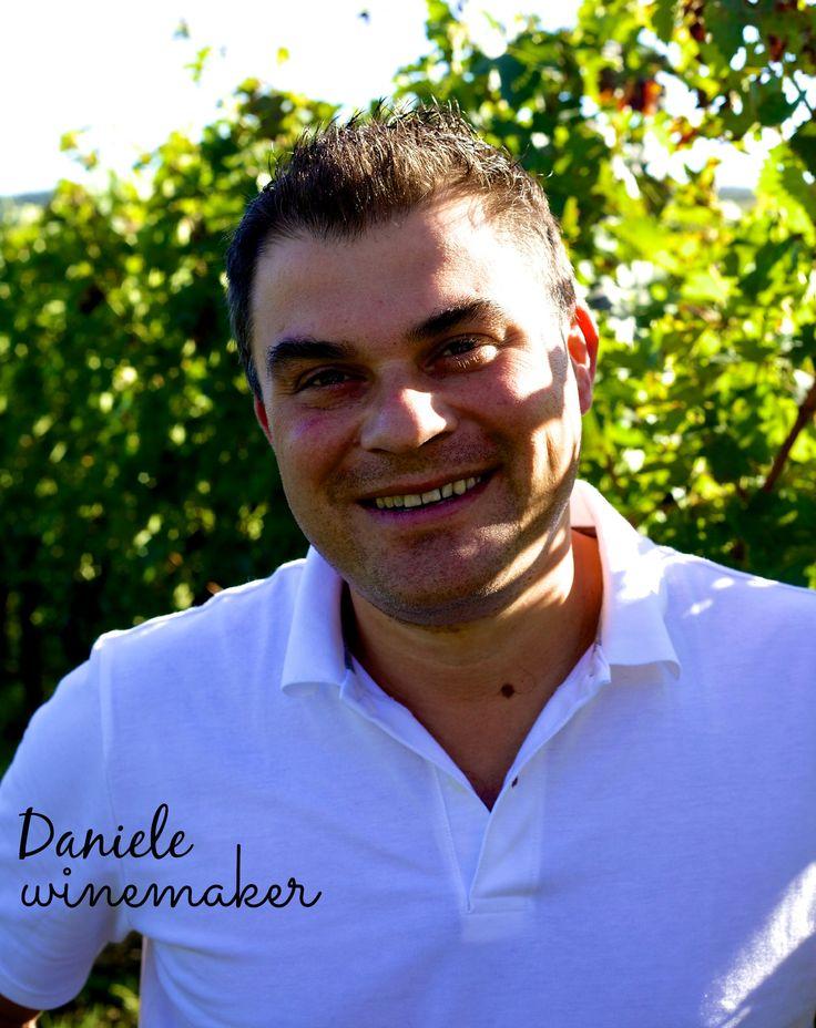 Daniele, winemaker @Viticcio since 2005