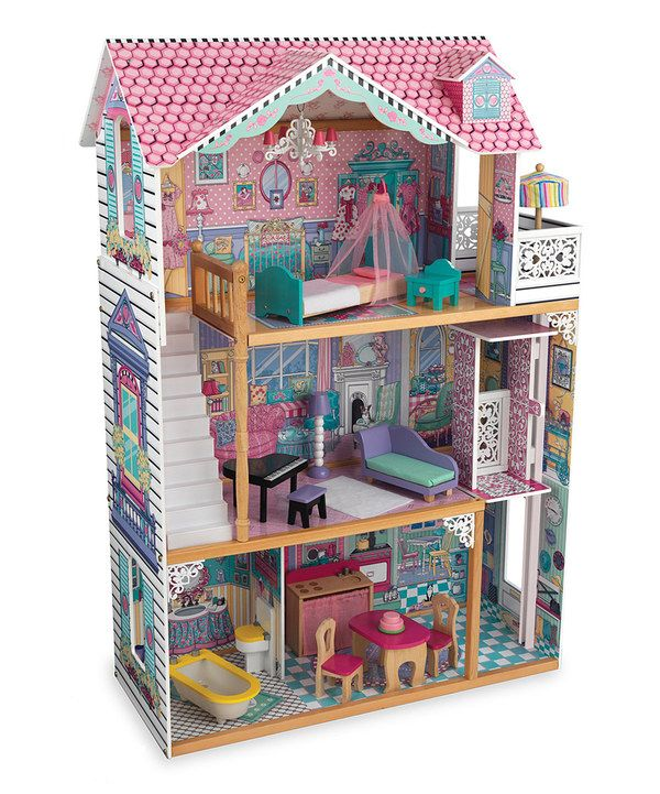 Look at this KidKraft Annabelle Dollhouse on #zulily today!