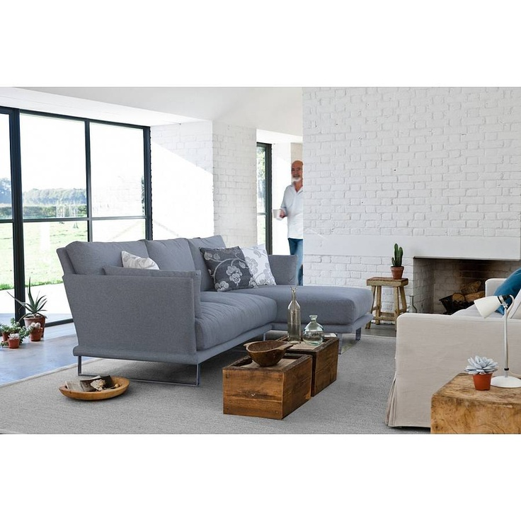 Eleanor Modern Corner Sofa