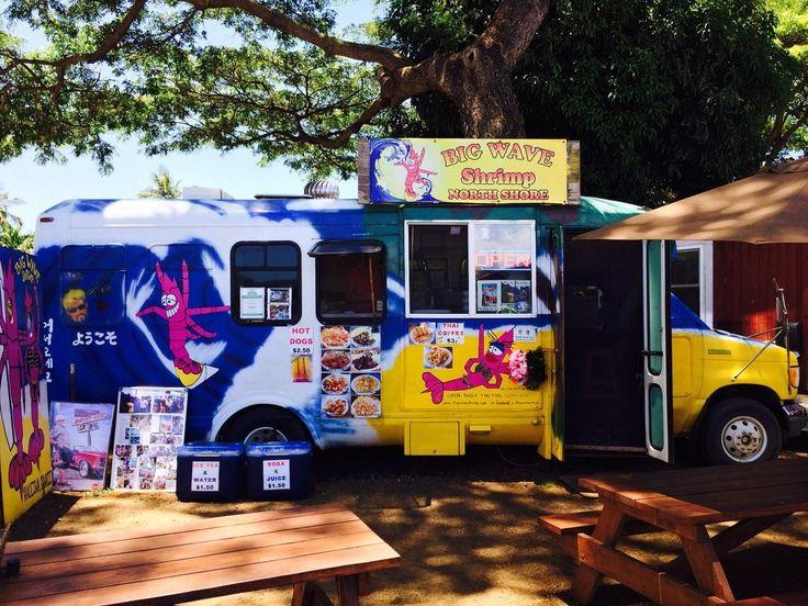 Guy Fieri Hawaii Food Truck