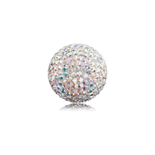 Engeslrufer Crystal Soundball in White (R899)