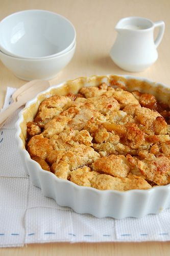 Apple Pandowdy   Desserts   Pinterest
