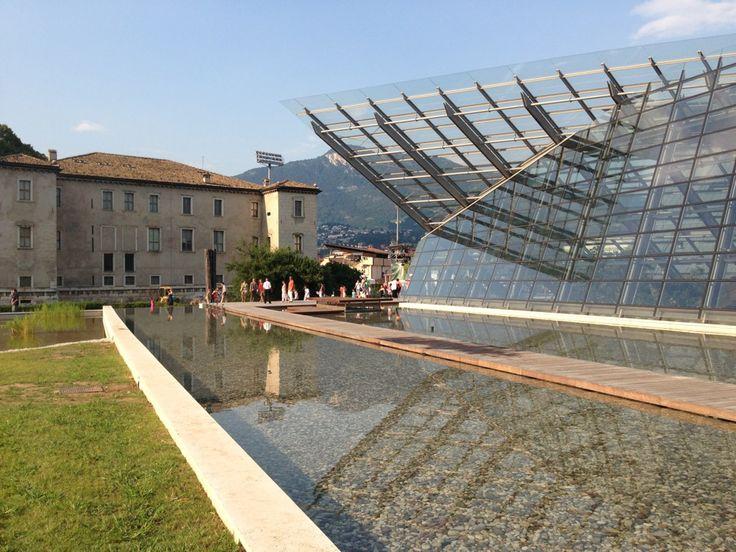 Al MUSE di Trento si può dormire nelle sale del museo coi bambini http://www.muse.it/it/news/Archivio/Pagine/Nanna-al-Museo.aspx