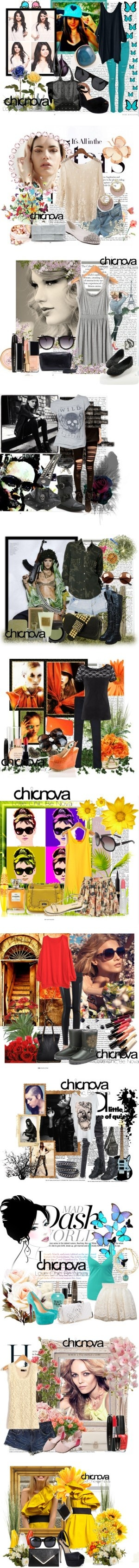 """www.chicnova.com"" by sanja90 ❤ liked on Polyvore"