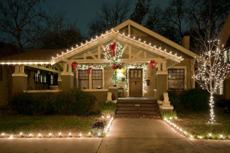 1915 Craftsman - Fairmount District - Fort Worth, Texas - Christmas 2011