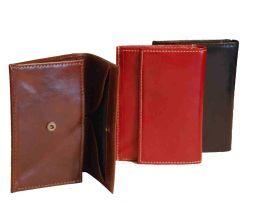 Luxusná kožená peňaženka, talianska koža
