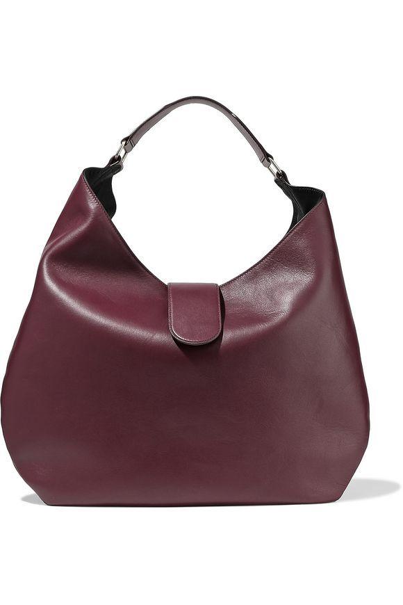 63a30c514954 IRIS   INK Leather shoulder bag