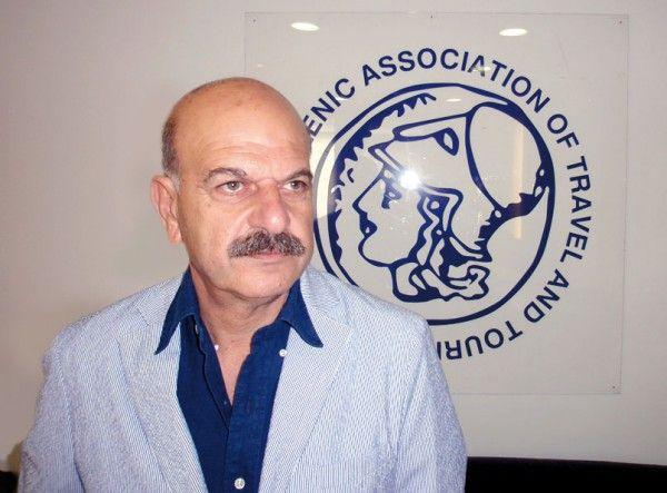 Lysandros Tsilidis, President Hellenic Association of Travel & Tourist Agencies