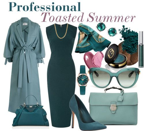 Professional: Toasted Soft Summer