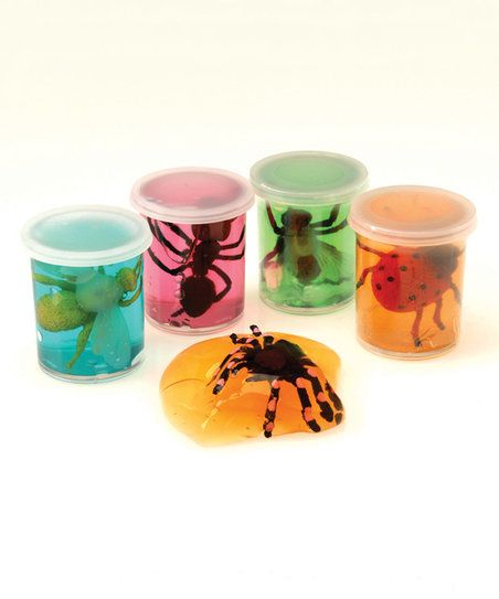 Insect Slime Toy - Set of 12 | zulily
