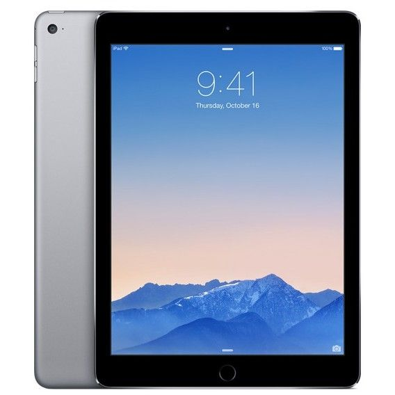 Tableta Apple MGWL2HC/A, 2 GB RAM, 128 GB, Gri