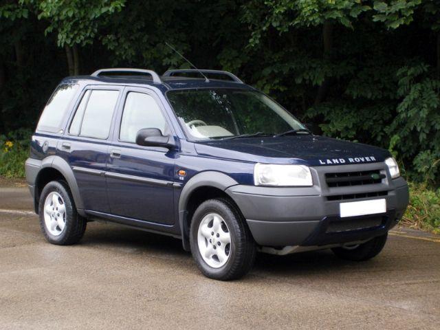 Land Rover Freelander 1.8 Es Station Wagon