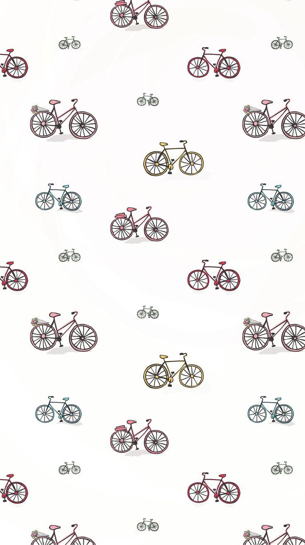 Avil, April, bike, bicycle, wallpaper, iphone, samsung, spring,
