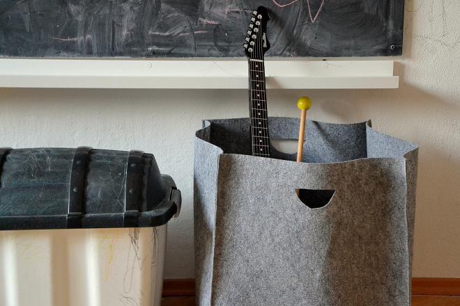 Recy- postup V: Zakladač z koberca / SAShE.sk » SAShE.sk - slovenský handmade dizajn