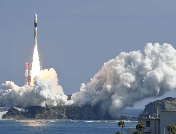 Japão lança satélite espião para vigiar Coreia do Norte