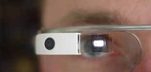Refresh unveils Google Glass app that presents 'instant dossiers' on people you meet.