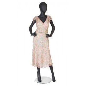 Diane von Furstenberg - jedwabna sukienka w klimacie impresjonistów - Fashioncode.pl