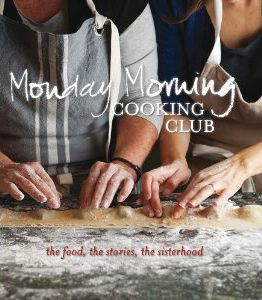 Monday Morning Cooking Club book!   $39.95- out March 2013