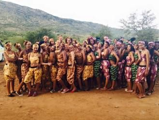 20 African Handmaidens and 20 African Face Painters for your upcoming event?