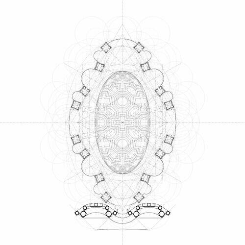 pin by abdelrahman hussein on architect  francesco borromini