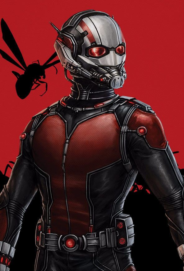 13x19 PRINT Ant-Man Marvel Comics OFFICIALLY LICENSED Poster Antman Hank Pym