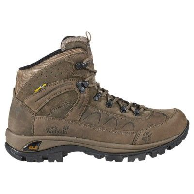 JACK WOLFSKIN - Womens Rambler Texapore Leather Boots
