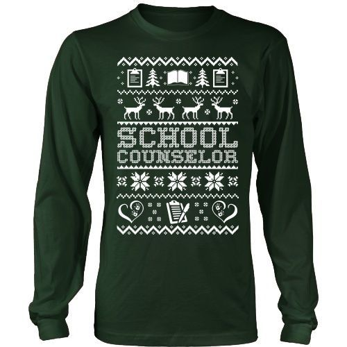 Counselor - Ugly Sweater