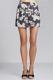 Emerge The Printed Shorts $49