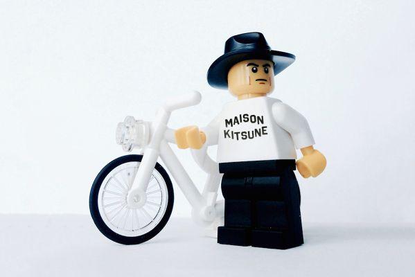 Maison Kitsune X LEGO