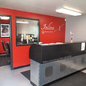 Photo 6 Of 7 Photos Waiting Room Inline X Automotive Hopkins Mn Yelp Auto Repair Shop