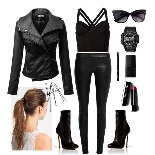 spy costume ideas women - Google Search                                                                                                                                                                                 More