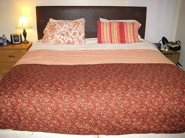 How to Make Your Own Headboard for Less than $40