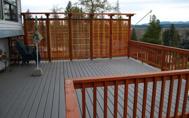 17 Best Images About Decks On Pinterest Thunderstorms