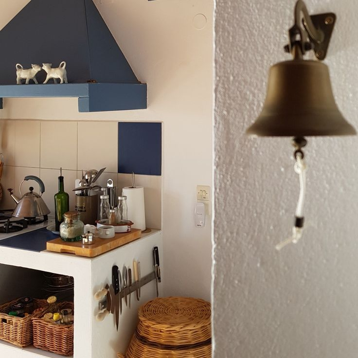 #kitchen #design #tradition #cook #greece #paxos #holiday #home