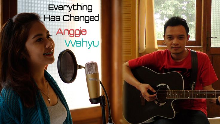 Everything Has Changed Cover