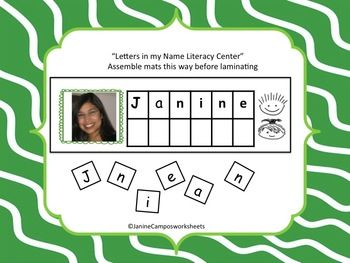 Name Activities / name recognition  - EDITABLE - Back to School means teaching your kindergarten and preschool students name recognition. This file contains pages to accommodate names from three letters long to 14 letters long. Can be used to teach LAST names later too.